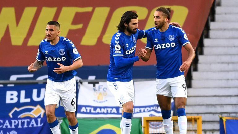 PA - Everton