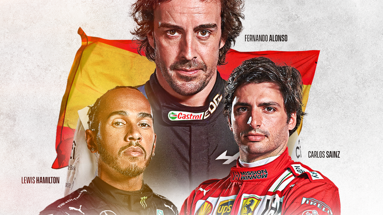 Spanish GP TV times: When to watch Barcelona weekend live on Sky Sports F1