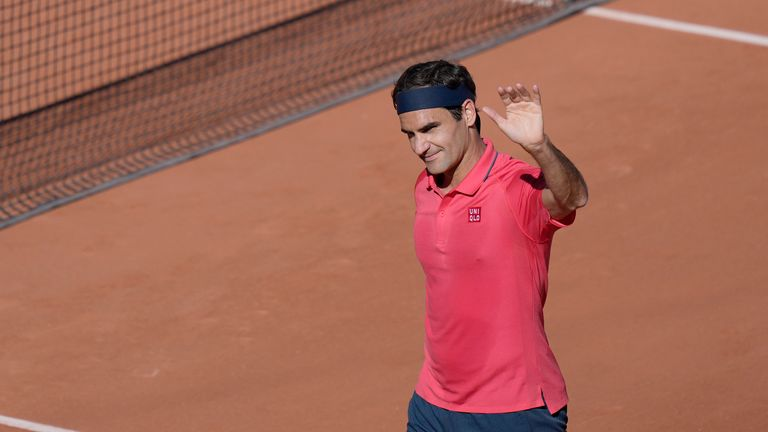 The 20-time Grand Slam champion marked his French Open return with a comprehensive straight-sets victory
