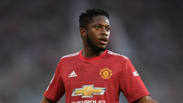 Fred was racially abused after Man United's 4-2 defeat to Liverpool