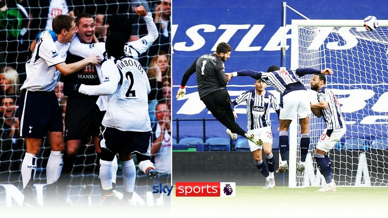 PL Goal scoring goalkeepers