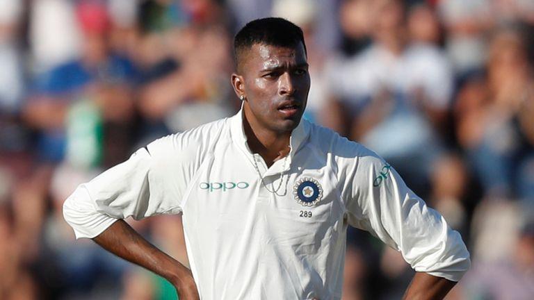 Hardik Pandya, India tour of England, 2018 (Associated Press)