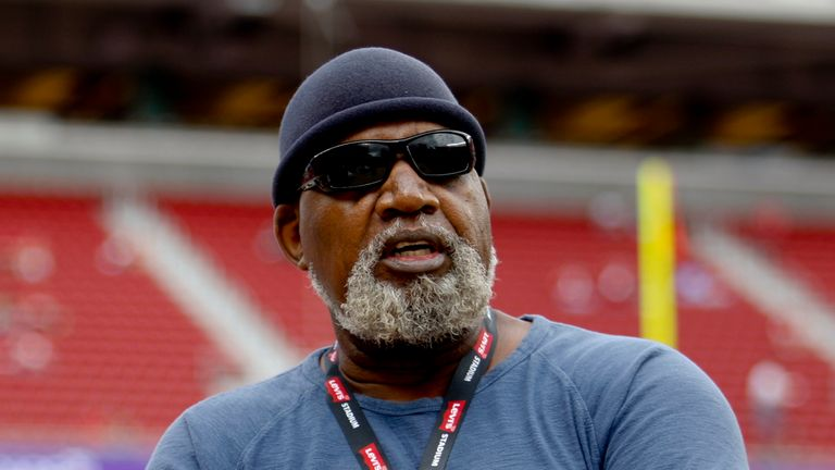 Sociologist and civil rights activist Dr Harry Edwards reveals the advice he gave to Carlos and Smith in 1968 and Kaepernick in 2016