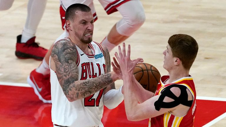 NBA Wk19: Hawks 108-97 Bulls