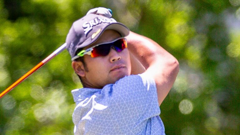 Hideki Matsuyama fired a 68 in his first round since winning the Masters