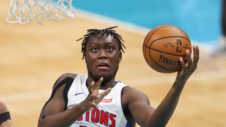 NBA Wk19: Hornets 107-94 Pistons