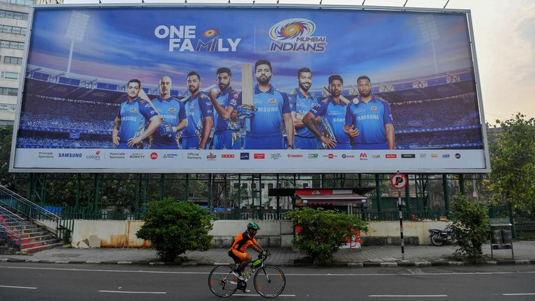 The IPL regular season was set to end on May 23