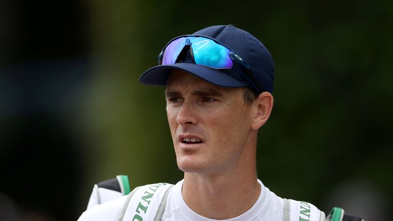 Britain's Jamie Murray is angry at the cut in doubles prize money at Roland Garros