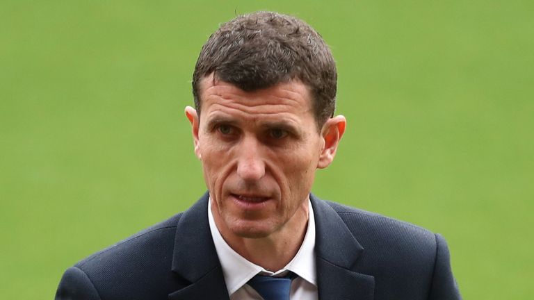 Valencia have sacked head coach Javi Gracia