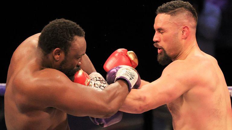 Joseph Parker defeats Derek Chisora by split decision in Manchester    Boxing News