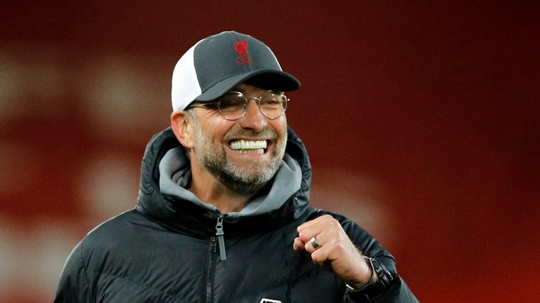 Jurgen Klopp says Liverpool cannot just solve their issues by splashing out  in the transfer market | Football News | Sky Sports