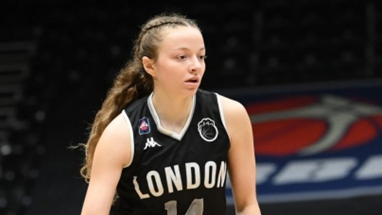 Kennedy Leonard was also named WBBL Player of the Year. Image: WBBL