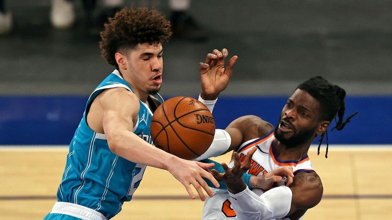 NBA Wk21: Knicks 118-109 Hornets