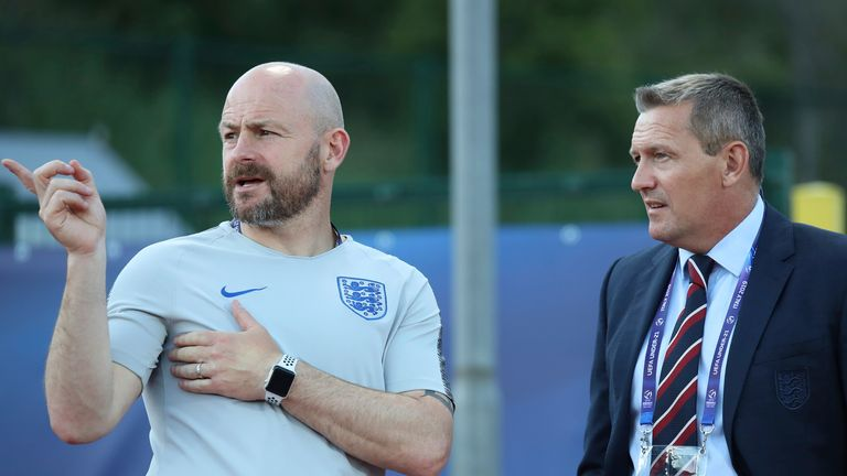 Lee Carsle is being considered to take over from Aidy Boothroyd