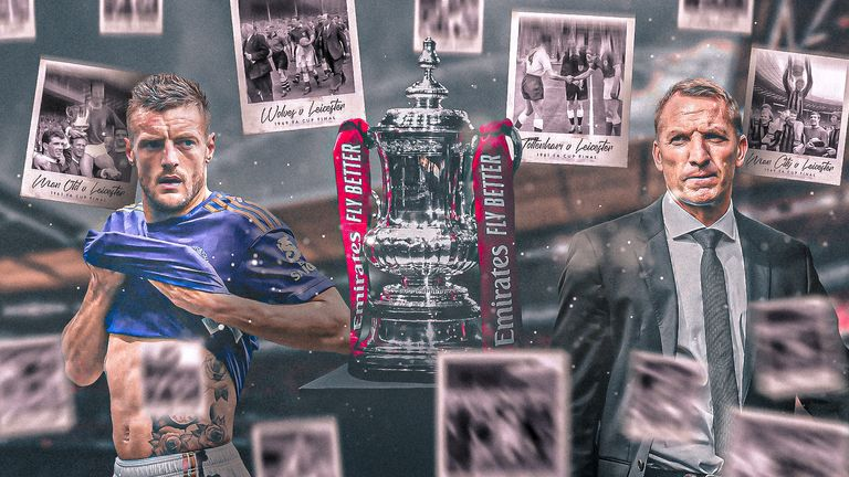 Leicester go in search of their first FA Cup trophy this weekend