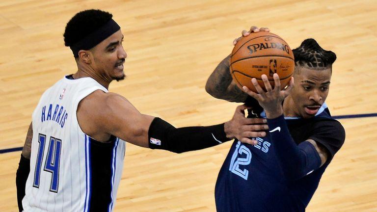 NBA Wk19: Magic 112-111 Grizzlies