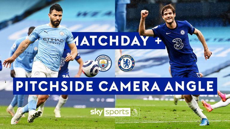 Matchday+ chelsea v man city