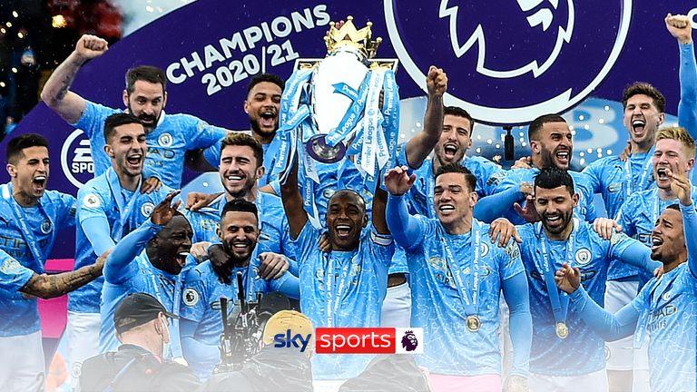 Man City title lift