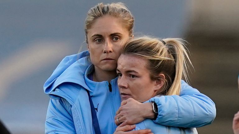 Man City Women have finished second in the WSL once again