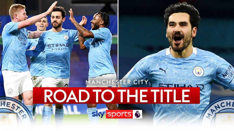 man city road to the title image