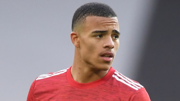 Mason Greenwood has scored 29 goals in 104 appearances for his boyhood club to date