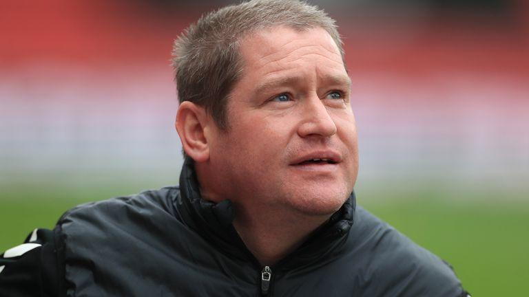 Matt Beard left his role as Bristol City interim manager following their relegation from the Women's Super League