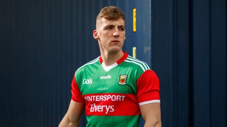 Intersport Elverys, junto con O'Neills, Mayo GAA y Mayo LGFA, presentaron la nueva camiseta de local antes de la temporada 2021.