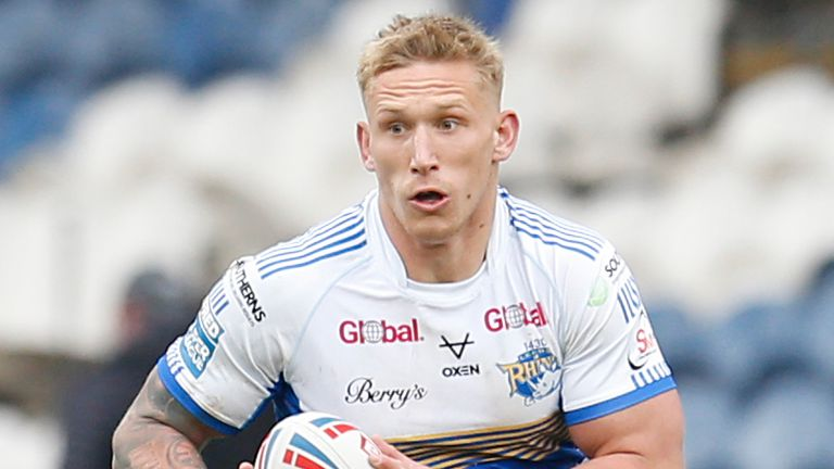 Mikolaj Oledzki is a new face in Terry O'Connor's squad