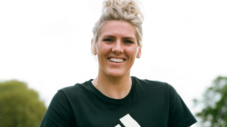 Millie Bright (Image courtesy of Adidas)