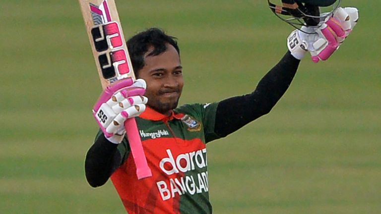 Mushfiqur Rahim hit his eighth hundred in the format as Bangladesh completed a first-ever bilateral ODI series win over Sri Lanka