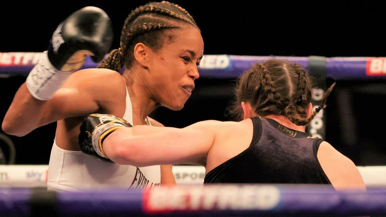 Katie Taylor retains world titles with tight points win over Natasha Jonas after thrilling fight    Boxing News