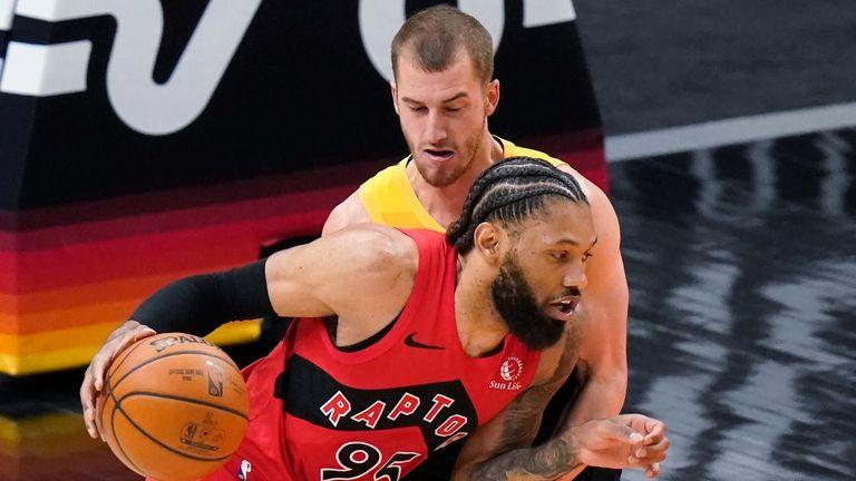 NBA Wk19: Jazz 106-103 Raptors