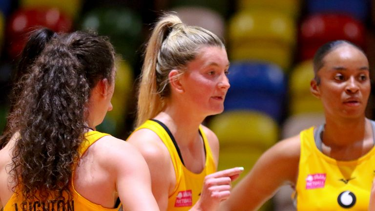 The development of the tone of voice around women's sport and netball is the focus for this week's column (Image Credit - Ben Lumley)