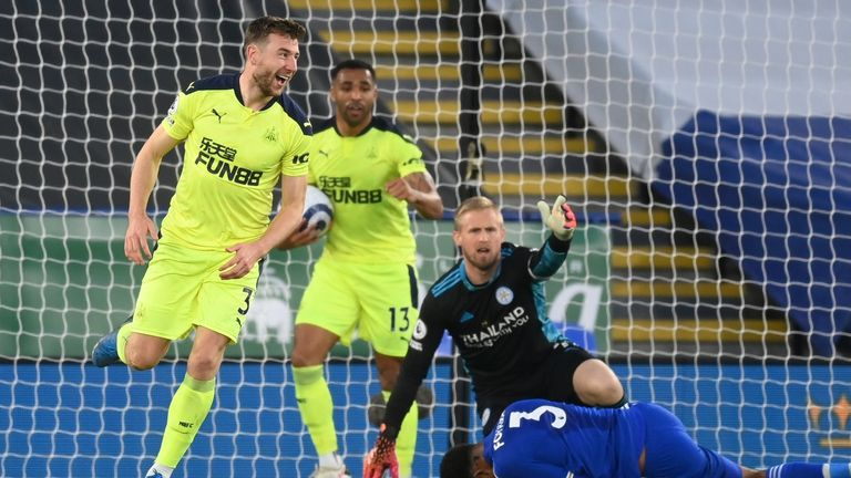 Dummett is all smiles after his rare goal on Friday
