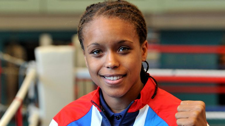 Natasha Jonas made history as she became the first British female fighter to compete at the Olympics back in 2012