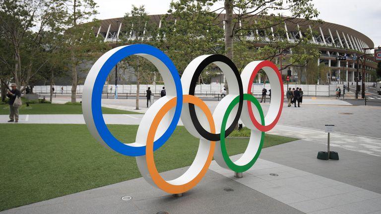 Coronavirus has dominated the backdrop ahead of the Tokyo Games