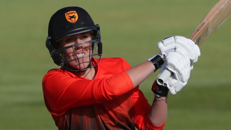 Georgia Adams, who will play for Oval Invincibles in The Hundred, has backed the tournament to grow the women's game