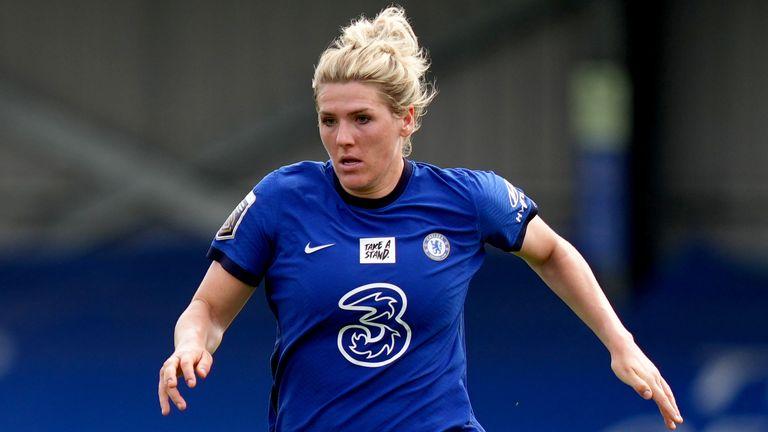 PA - Chelsea defender Millie Bright