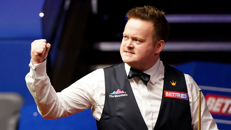World Snooker Championship: Shaun Murphy promises to entertain in final against Mark Selby |  Snooker News