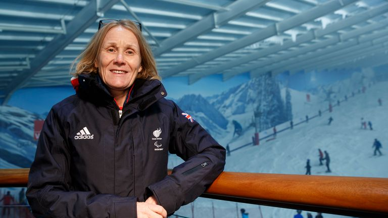 Penny Briscoe is optimistic the Paralympics can go ahead as scheduled