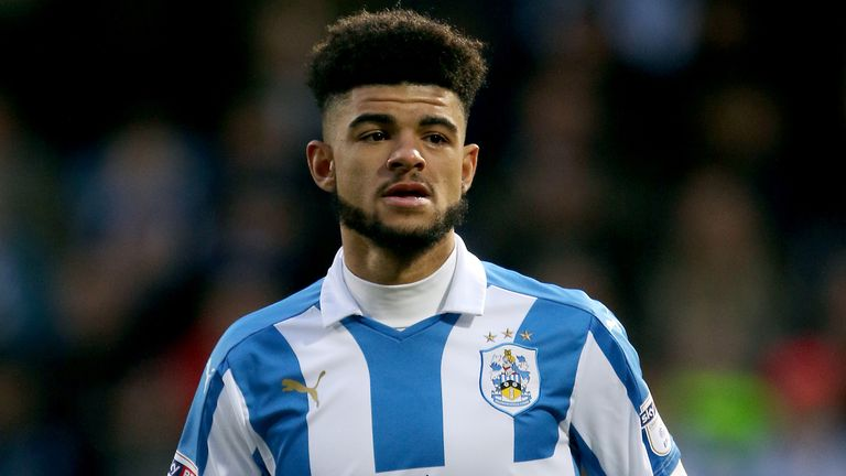 He was part of the Huddersfield side who were promoted to the Premier League in 2017, though injury forced him out of the play-offs