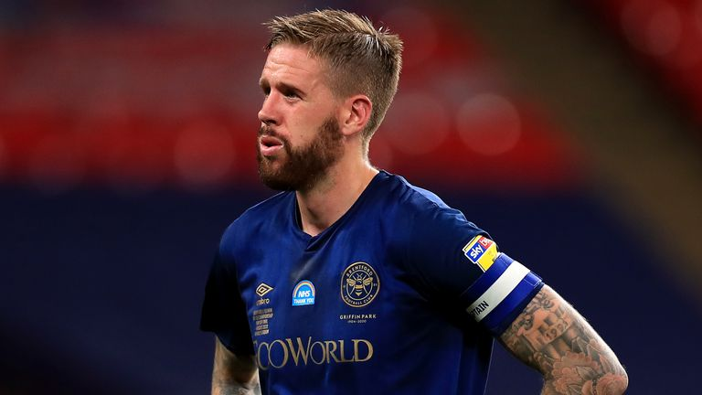 Two Joe Bryan goals in extra-time dealt Brentford a ninth play-off failure at the end of the 2019/20 campaign