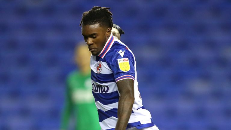 Omar Richards has made more than 100 appearances in all competitions for Reading since the start of the 2017 campaign