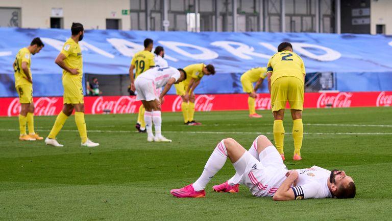 Ο Crest κατέρρευσε αφού ο Karim Benzema έσπασε τις ελπίδες για έναν τίτλο της Ρεάλ Μαδρίτης