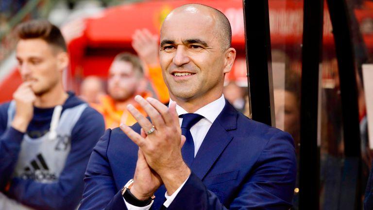 El técnico de Bélgica, Roberto Martínez, está en conversaciones con el Tottenham sobre su vacante como entrenador
