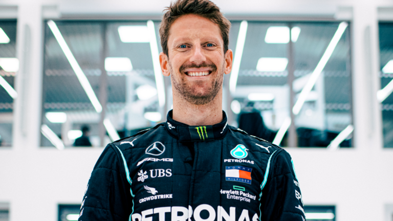 Romain Grosjean to drive F1 for the first time since Bahrain GP crash in Mercedes test at Paul Ricard