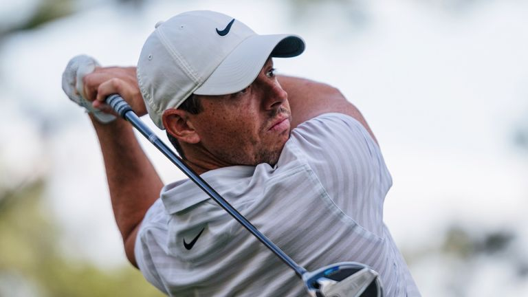 McIlroy is a two-time champion at Quail Hollow