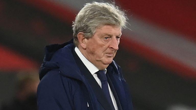 Roy Hodgson: Crystal Palace manager leaves Premier League club at end of season |  Football News