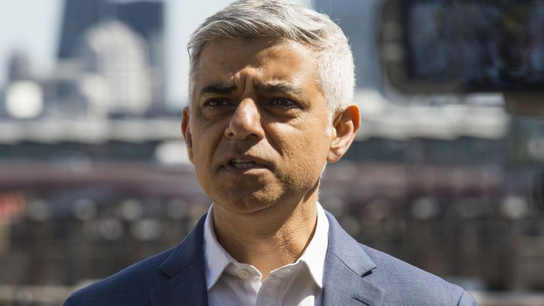 Sadiq Khan: Mayor of London says he will explore London's Olympic bid if re-elected |  Olympic News