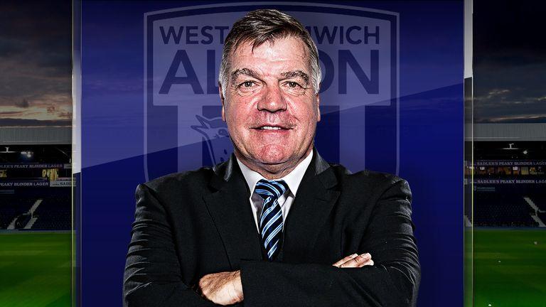 Sam Allardyce West Brom
